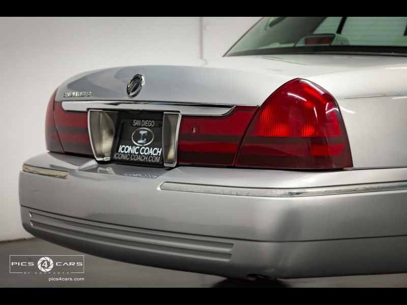 Mercury Grand Marquis LS Premium 2003 price $5,250