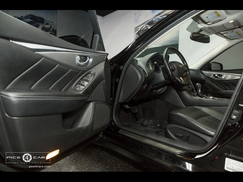 Infiniti Q50 2014 price $16,999