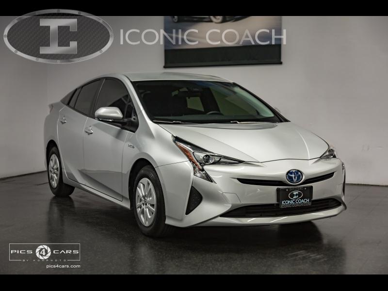 Toyota Prius 2017 price $18,488