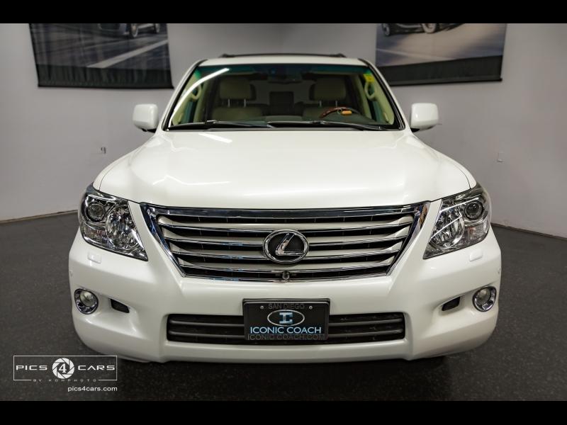 Lexus LX 570 2011 price $35,888