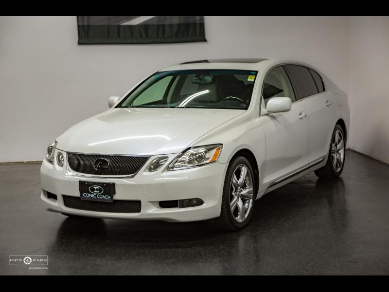 Lexus GS 350 2007 price $11,888
