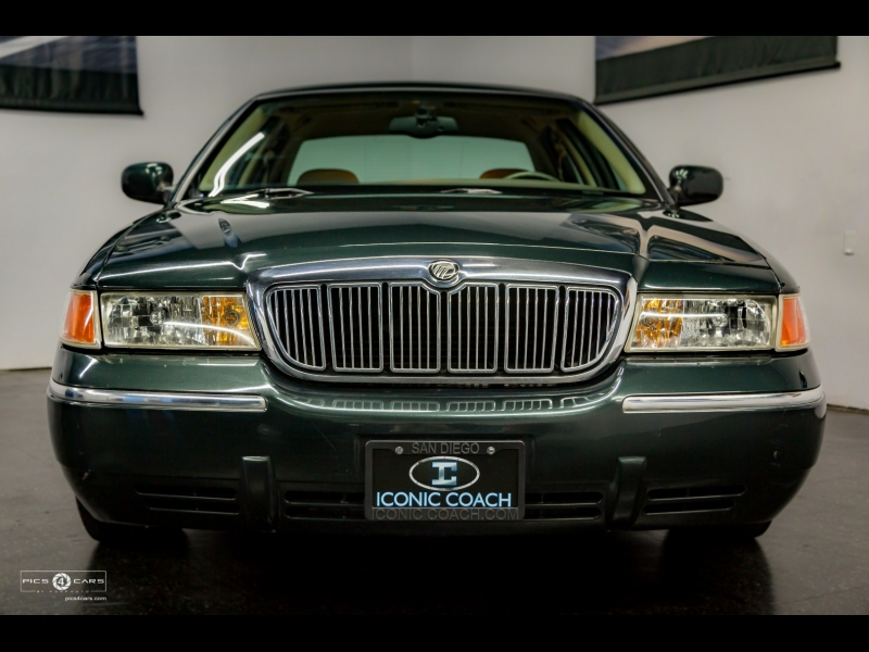 Mercury Grand Marquis 2002 price $8,888