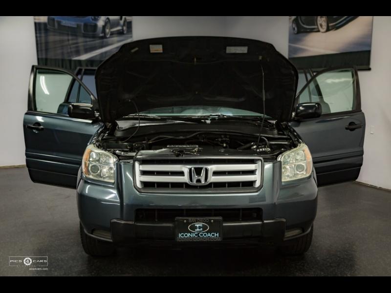 Honda Pilot 2006 price $7,888