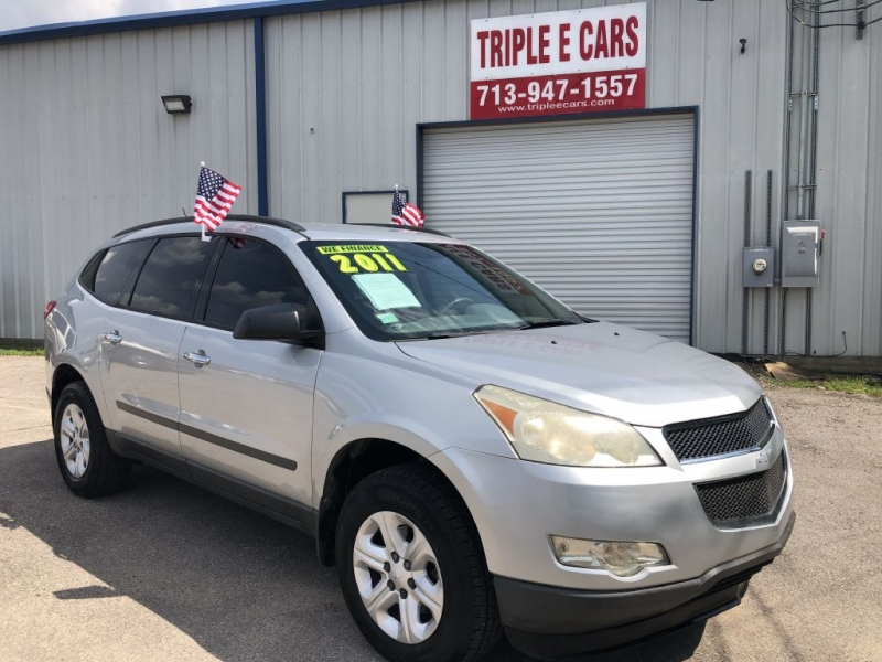 CHEVROLET TRAVERSE 2011 price $4,495