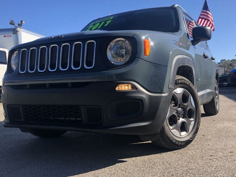 JEEP RENEGADE 2017 price $12,595