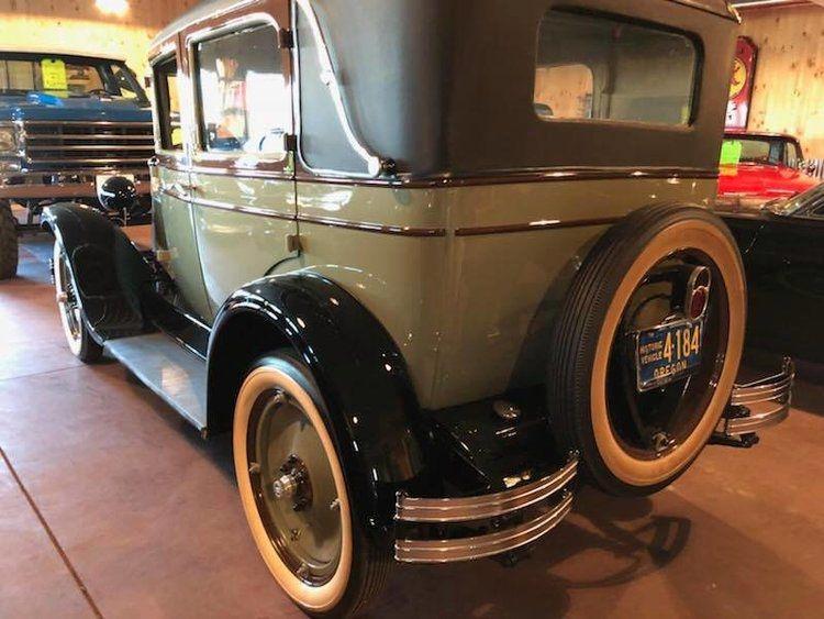 CHEVY LANDAU 1928 price sale pending