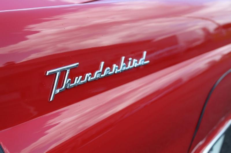 Ford THUNDERBIRD 1955 price $39,900