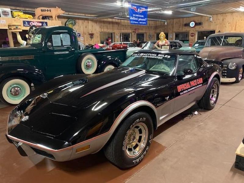- CORVETTE 1978 price $49,900
