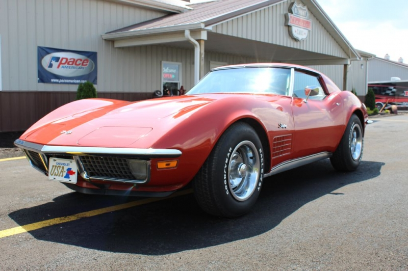 Chevrolet Corvette 1971 price $21,900