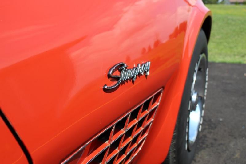 Chevrolet Corvette 1971 price $21,900