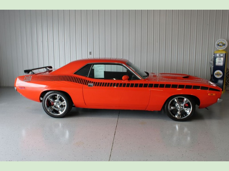 Plymouth BARRACUDA 1972 price $48,500