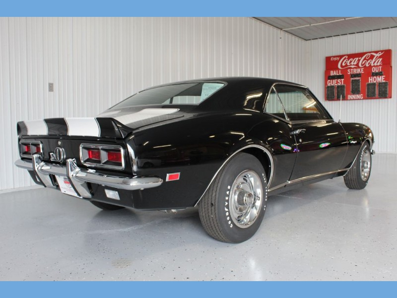 Chevrolet CAMARO 1968 price $74,500