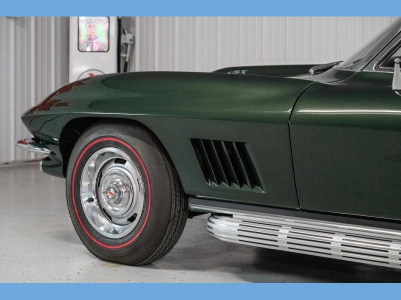 Chevrolet Corvette 1967 price $175,000
