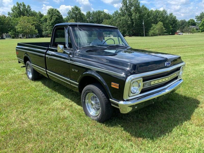 Chevrolet C10 1969 price $21,900