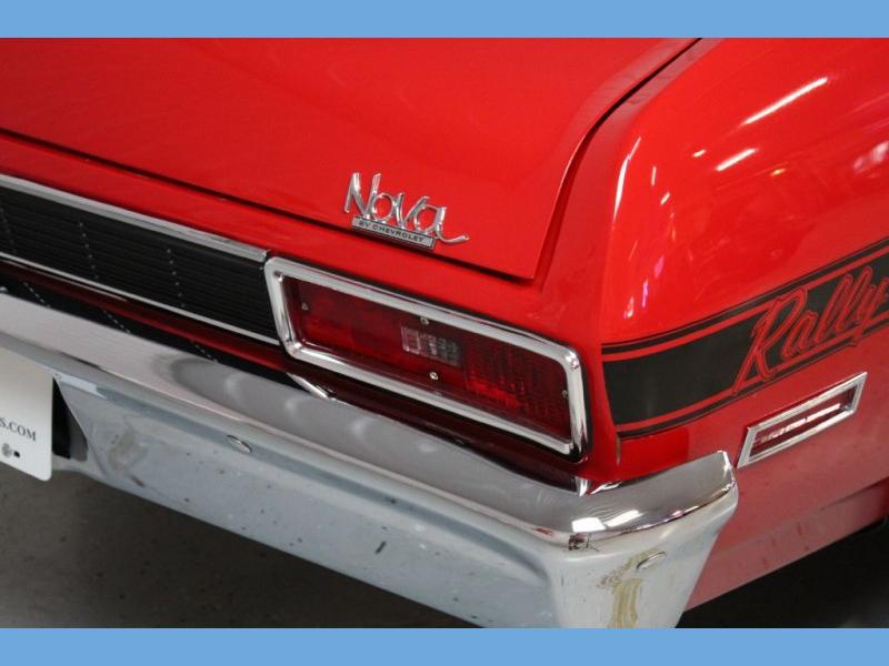 Chevrolet NOVA 1971 price $32,500