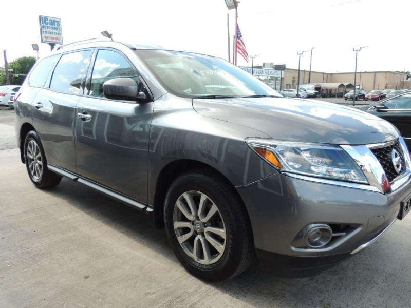 NISSAN PATHFINDER 2015 price $15,750