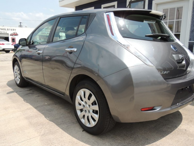 NISSAN LEAF 2014 price $8,250