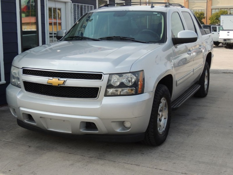 CHEVROLET AVALANCHE 2012 price $9,200