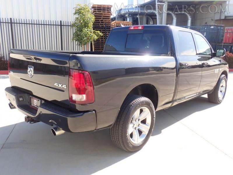 Dodge Ram 1500 2016 price $20,950