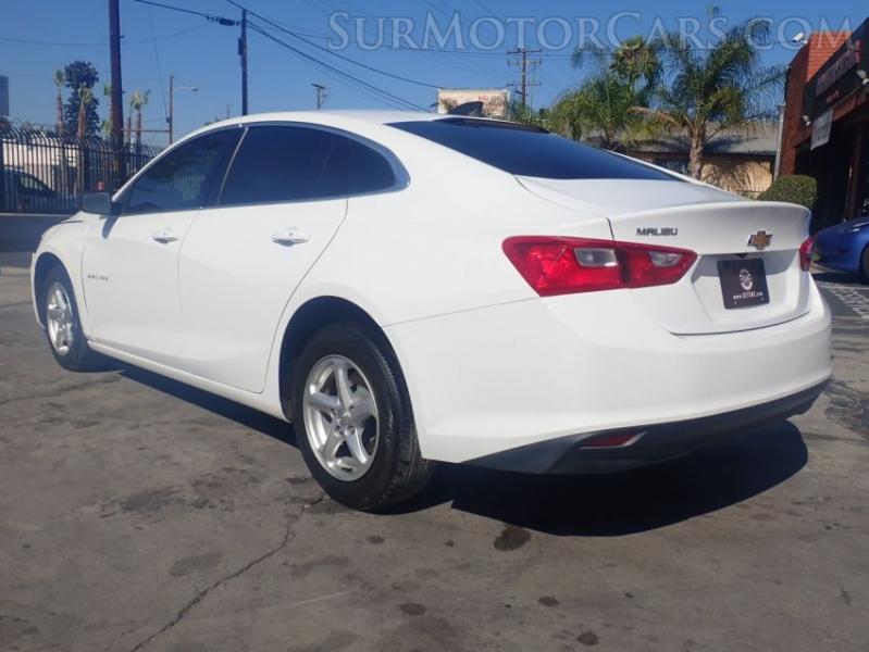 Chevrolet Malibu 2018 price $7,950