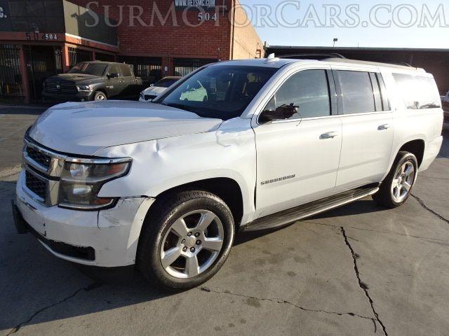 Chevrolet Suburban 2016 price $13,950