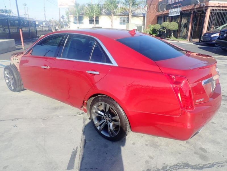 Cadillac CTS Sedan 2014 price $8,950