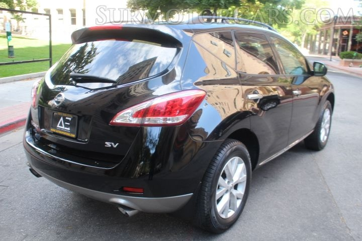 Nissan Murano 2013 price $8,950