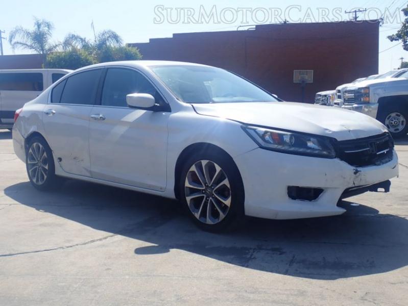 Honda Accord Sedan 2015 price $6,450
