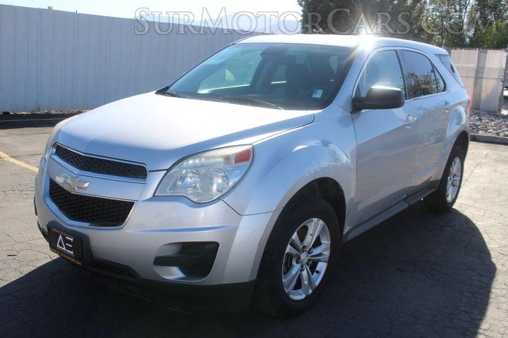 Chevrolet Equinox 2013 price $4,450