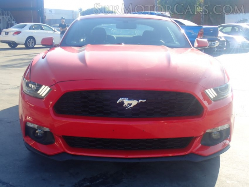 Ford Mustang 2016 price $9,950
