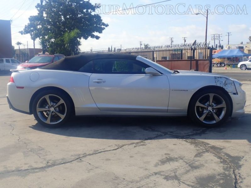 Chevrolet Camaro 2014 price $8,950