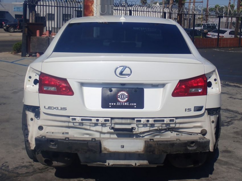 Lexus IS F 2008 price $6,950