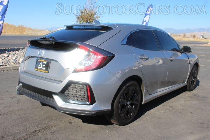 Honda Civic Hatchback 2018 price $6,950