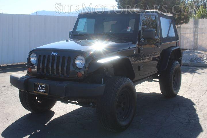 Jeep Wrangler 2008 price $8,950