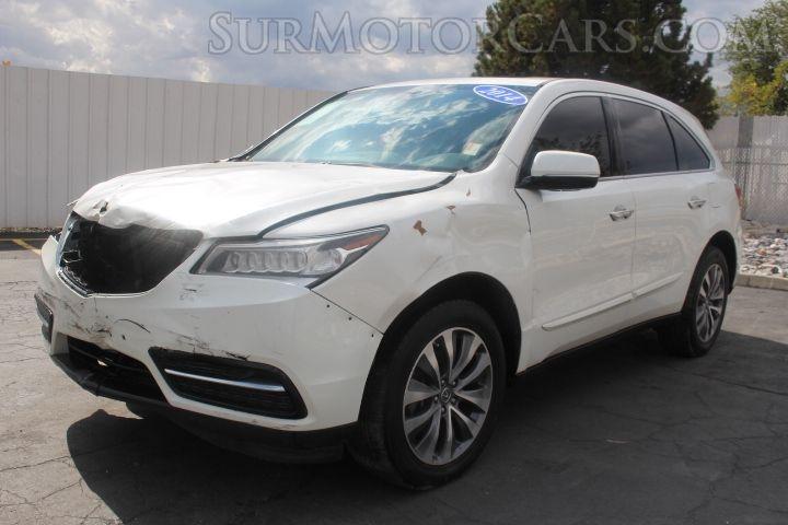 Acura MDX 2014 price $6,950
