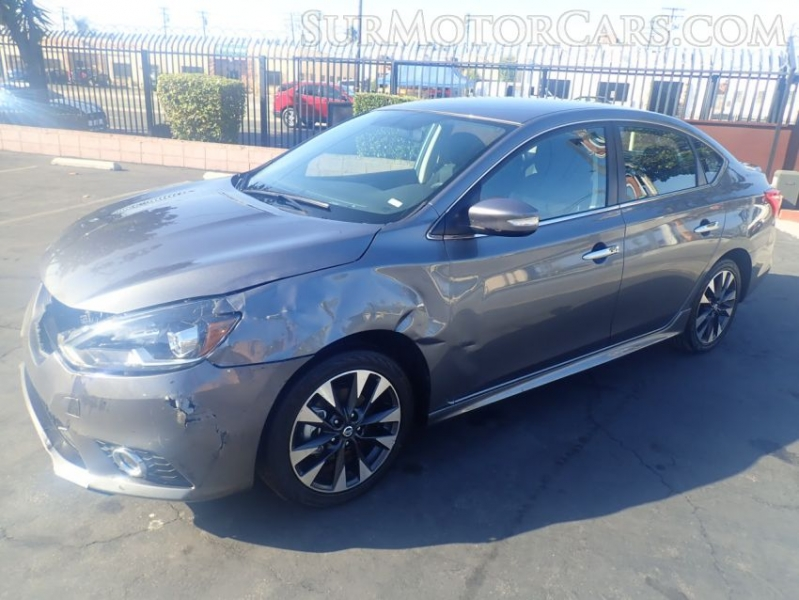 Nissan Sentra 2019 price $6,950