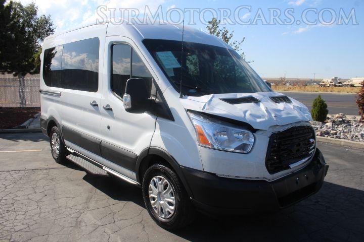 Ford Transit Wagon 2017 price $11,950