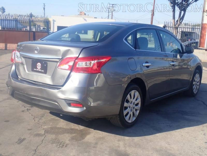 Nissan Sentra 2018 price $5,950
