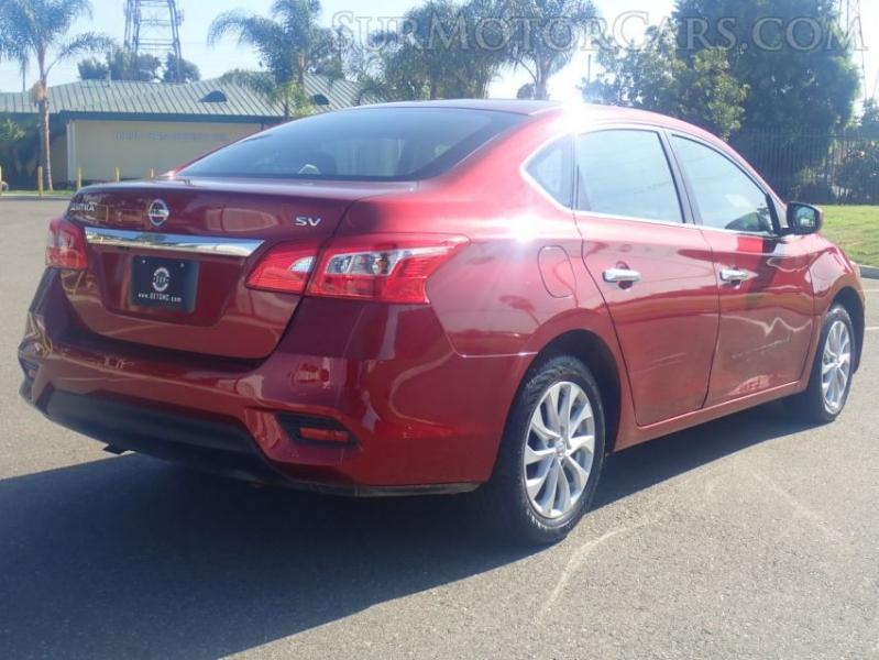Nissan Sentra 2019 price $8,950
