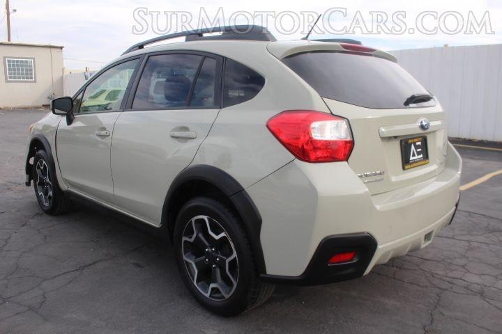 Subaru XV Crosstrek 2015 price $7,950
