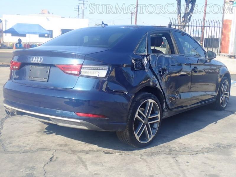 Audi A3 Sedan 2017 price $7,950