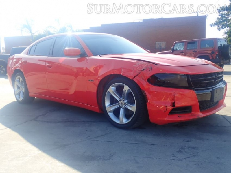 Dodge Charger 2017 price $10,950