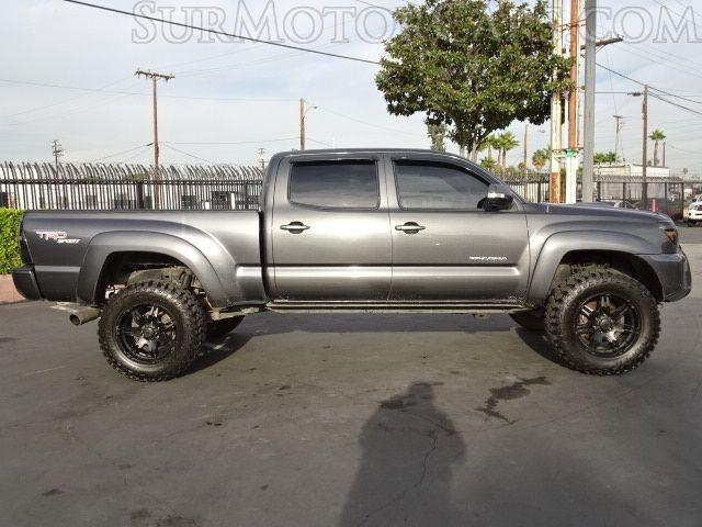 Toyota Tacoma 2012 price $12,950