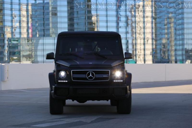 Mercedes-Benz G-Class 2018 price $96,950