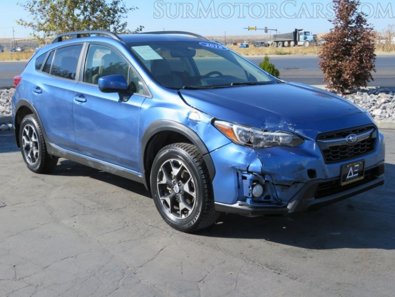 Subaru Crosstrek 2018 price $8,950