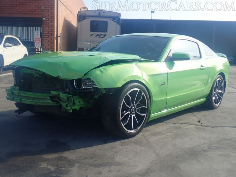 Ford Mustang 2013 price $7,950