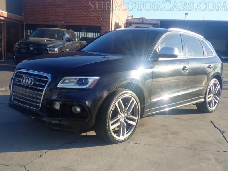 Audi SQ5 2014 price $14,950