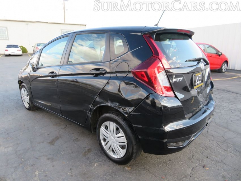 Honda Fit 2019 price $5,950