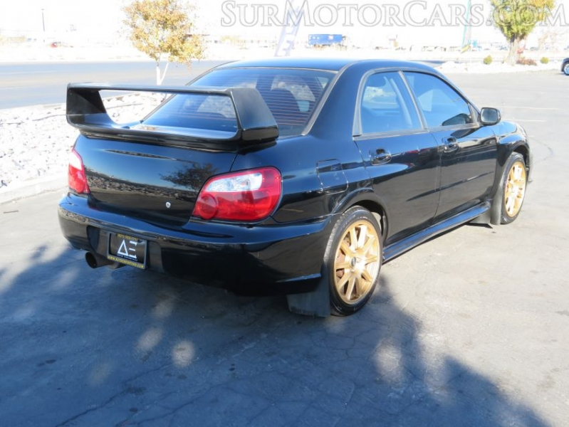 Subaru Impreza Sedan (Natl) 2005 price $7,950