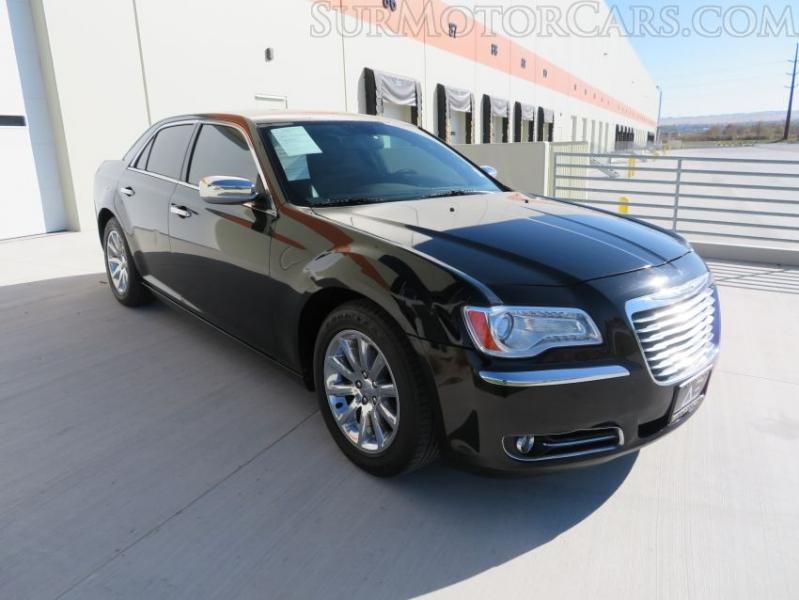 Chrysler 300 2012 price $10,300
